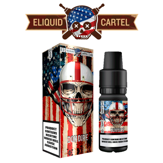 DONDIRE Eliquid Cartel
