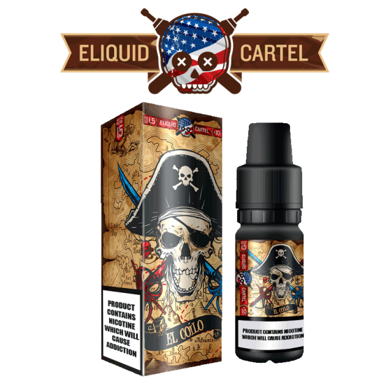 EL COILO Eliquid Cartel