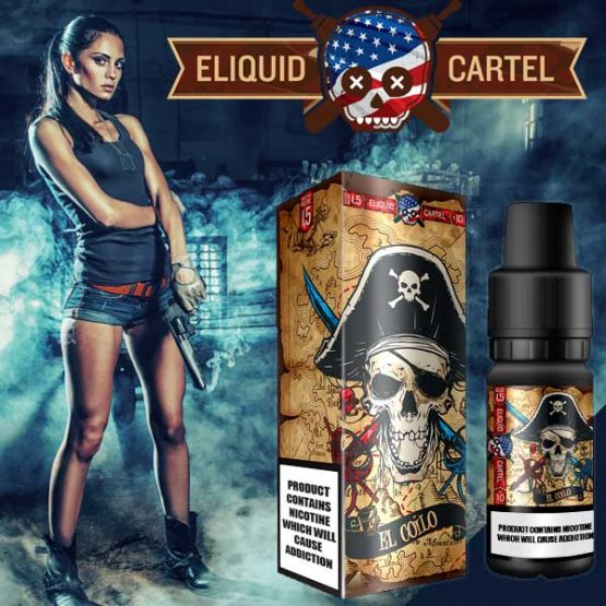 ELIQUID CARTEL EL COILO 600 x 600