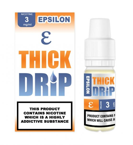 Epsilon Thick Drip e juice