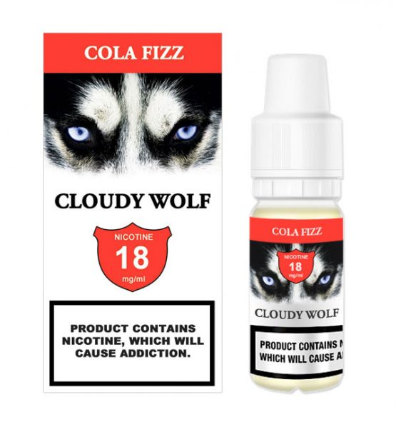 Cola Fizz e liquid