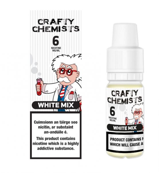 White Mix fruits e liquid